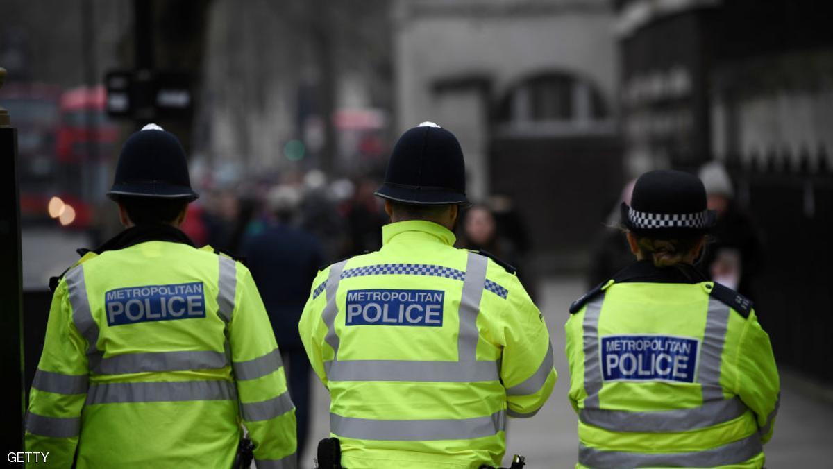 لندن.. اعتقال 4 أشخاص بتهمة التخطيط لعمل إرهابي
