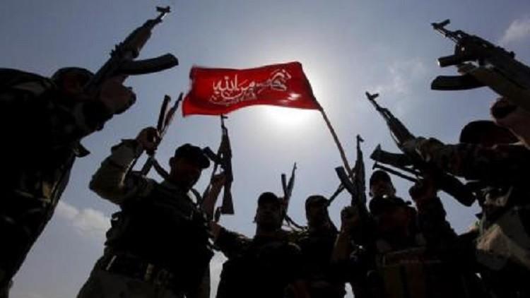 العراق.. قوات الحشد الشعبي تحرر قاعدة جوية من