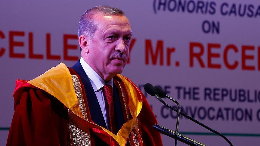 أردوغان: مجلس الأمن الدولي يفتقر للعدالة