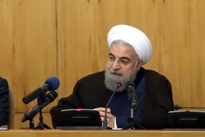 الرئيس روحاني: الاستقلال الاقتصادي يتحقق في ظل تنمية الانتاج الوطني