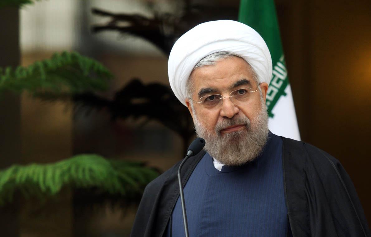 روحاني: مشاركة 41 مليون مواطن بالانتخابات خطوة باتجاه تنمية ايران وشموخها
