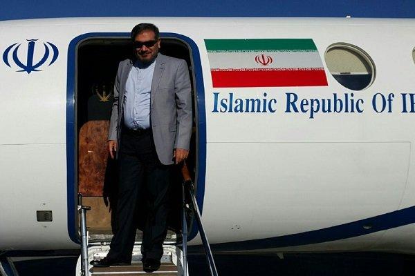 امين المجلس الاعلى للامن القومي الايراني يتوجه الى موسكو