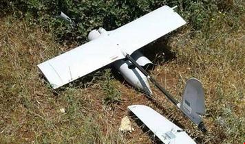سقوط طائرة استطلاع إسرائيلية فوق الأراضي اللبنانية