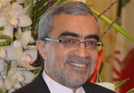 السفير الایرانی: الارضية متوفرة لتطوير التعاون الزراعي بين طهران وفرنسا