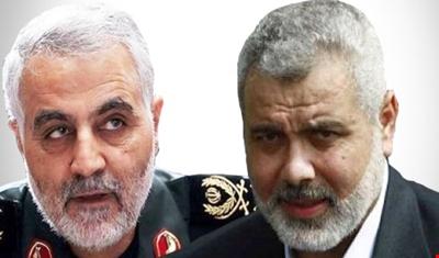سليماني: نتطلع لتعزيز التكامل مع حماس لإعادة الألق للقضية الفلسطينية