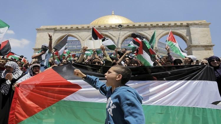 الرئاسة الفلسطينية ترد على نتنياهو: القدس عاصمة فلسطين الأبدية