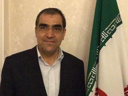 وزير الصحة الايراني : اجتماع جنيف استعرض انجازات ايران الصحية