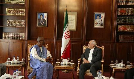 ظریف : تطویر العلاقات مع افریقیا یقع علي سلم الاولویات فی ایران