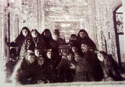 أول صورة سيلفي ايرانية تعود الى 136 عاما + صور