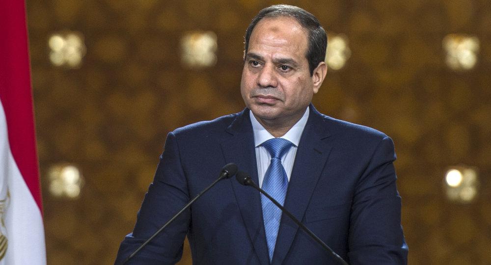 السيسي عقب هجوم المنيا: الهدف مما يحدث هو إسقاط الدولة المصرية