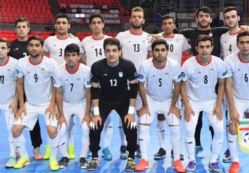 منتخب ايران لكرة الصالات يحصد لقب بطولة آسيا