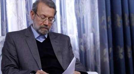 لاريجاني: التشاور البرلماني خطوة هامة نحو تحقيق الاستراتيجية السلمية للعالم الاسلامي
