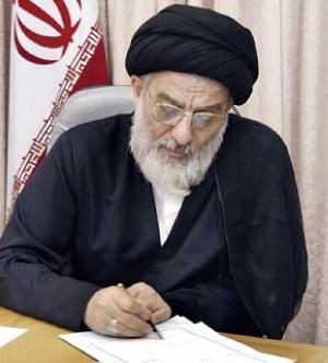 اية الله هاشمي شاهرودي: علي البحرين ان تجتنب اشعال الفتنة الطائفية