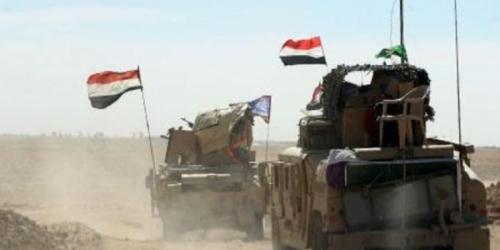 القوات العراقية تشن عملية لتحرير آخر مواقع