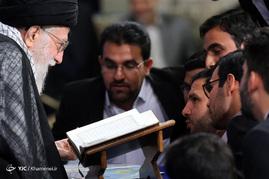 قائد الثورة الاسلامیة: حكام السعودیة اشداء علي المسلمین رحماء علي الكفار