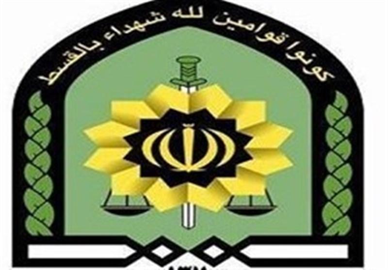 استشهاد إثنین من عناصر حرس الحدود الإیرانی بهجوم إرهابي شنته