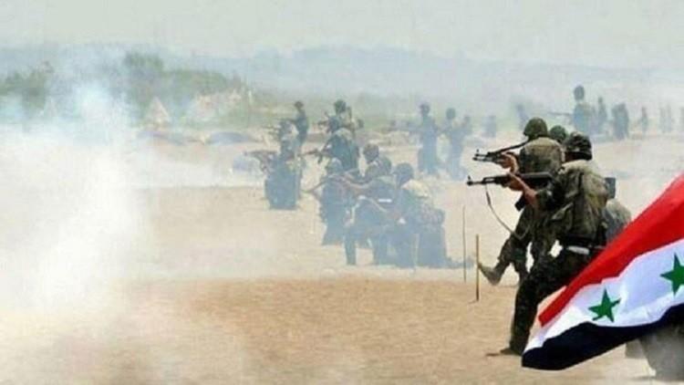 الجيش السوري يحرر قرى من سيطرة