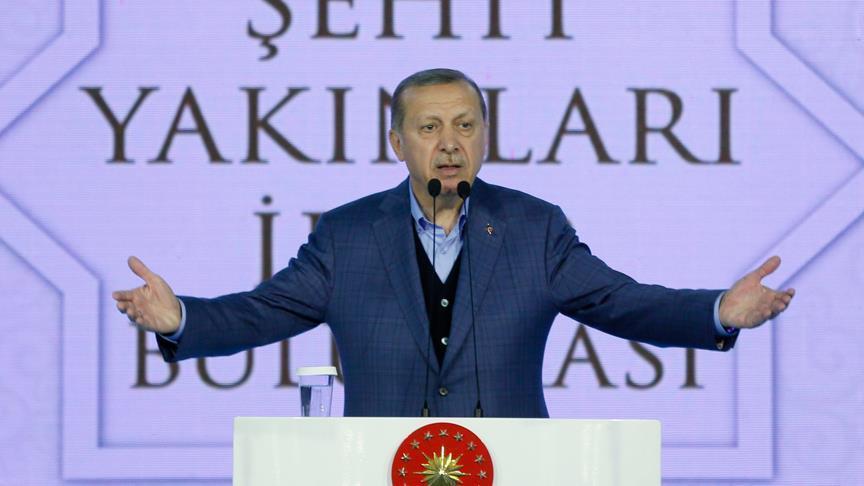 أردوغان: لن نسمح بتكرار محاولة انقلاب 15 تموز