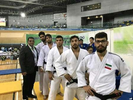 ایران تتبوأ المركز الثالث فرقیا فی بطولة آسیا للجودو