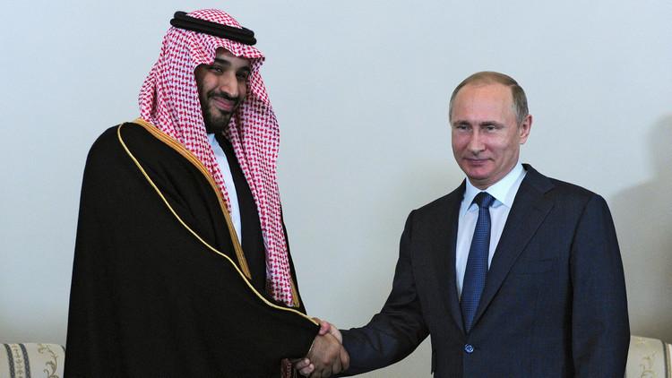 وسائل إعلام: محمد بن سلمان يزور موسكو غدا للقاء بوتين