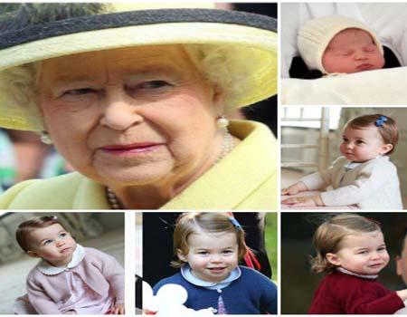 بالصور.. لن تصدق الشبه بين الأميرة
