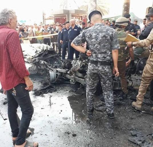 قتلى وجرحى جراء تفجير ثان في بغداد في أقل من 24 ساعة