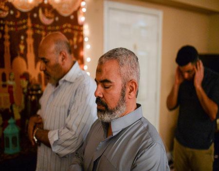 بالصور.. مسلمو أمريكا يحتفلون بشهر رمضان