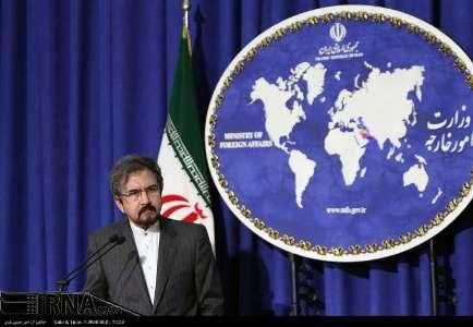 قاسمي : خسائر بسيطة لحقت بالمقرات الدبلوماسية الايرانية في كابل