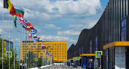 ايران تشارك بمنتدي بطرسبورغ الاقتصادي الدولي