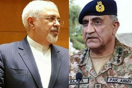 تأكيد ايراني باكستاني على اجراءات جادة لمنع العمليات الارهابية على الحدود