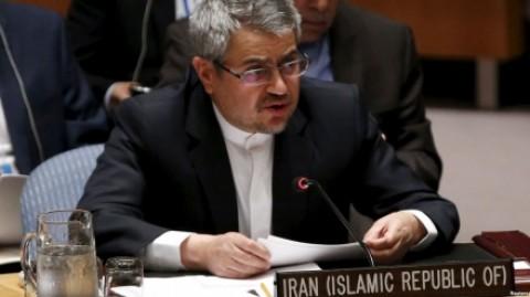 ايران تحتج لدي الامم المتحدة علي التصريحات الاستفزازية لولي ولي العهد السعودي ضد ايران