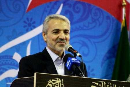 نوبخت: من مفاخر الحكومة تحطیم جدار الحظر الظالم ضد ایران