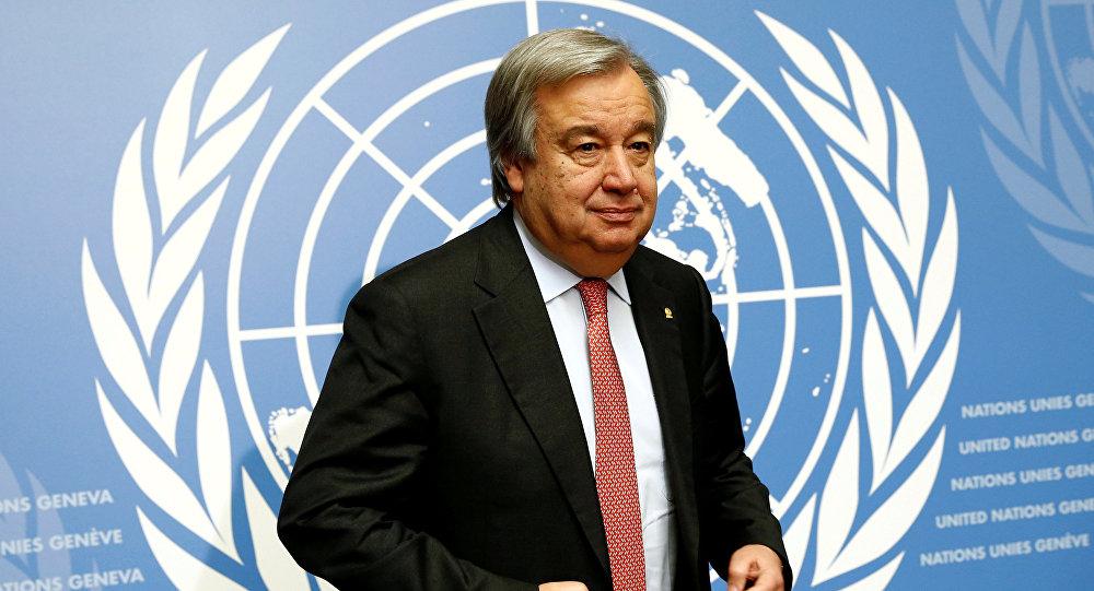 الأمم المتحدة ترحب بقرار إنشاء مناطق وقف التصعيد في سوريا