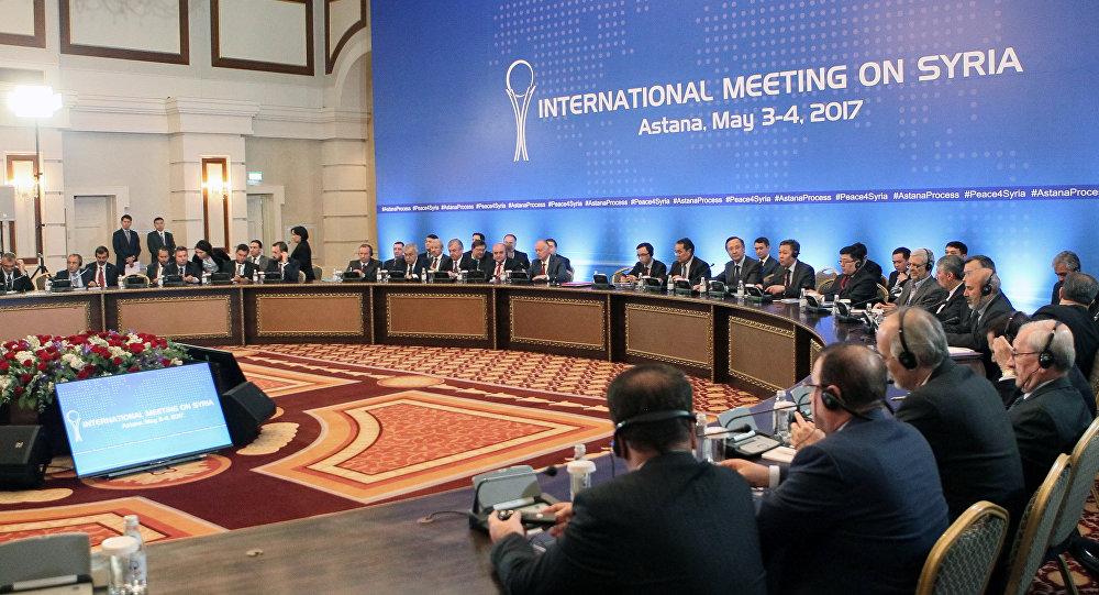 خارجية كازاخستان: نتائج اللقاء حول سوريا في أستانا خطوة جديدة نحو إحلال السلام