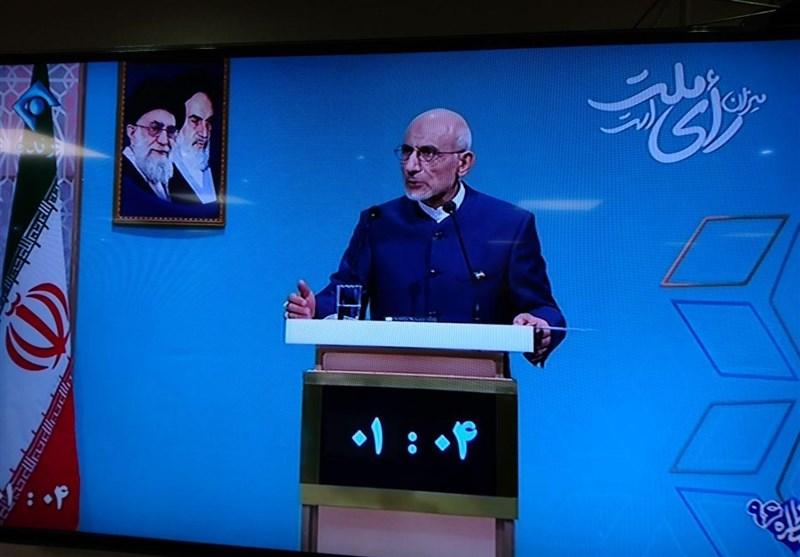 المرشح ميرسليم يوجه انتقادات حادة لحكومة الرئيس روحاني