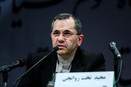 تخت روانجي: طهران مستعدة للتعاون مع روما لحل مشكلات المنطقة