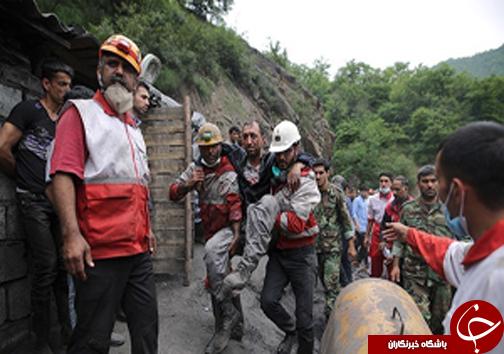 العثور علي جثث 13 عاملا في منجم 'آزاد شهر'