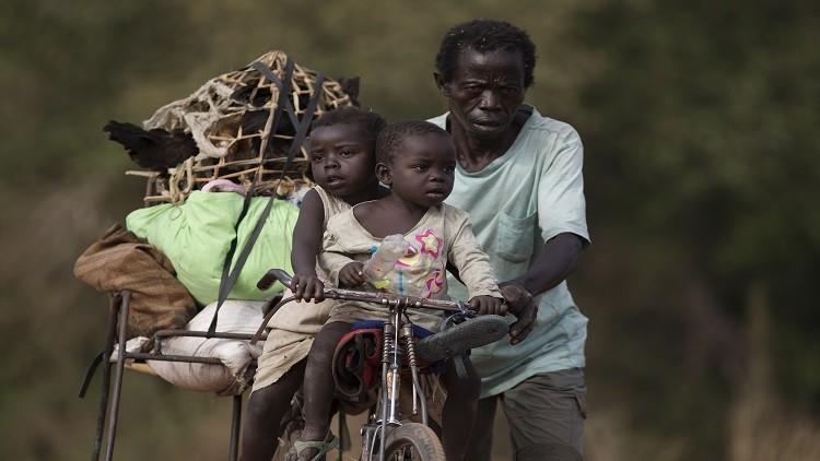 الحرب في جنوب السودان تشرد مليوني طفل