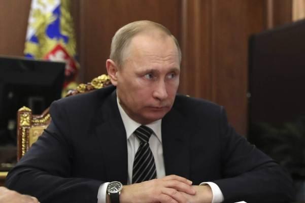 بوتين يؤكد استعداده للعمل المشترك مع ماكرون