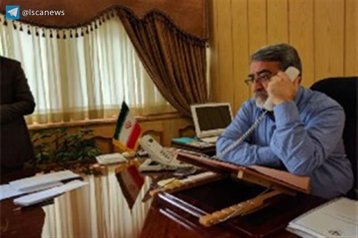 وزير الداخلية: الحادث على الحدود في ميرجاوة خلاف للتوقعات في العلاقات بين ايران وباكستان