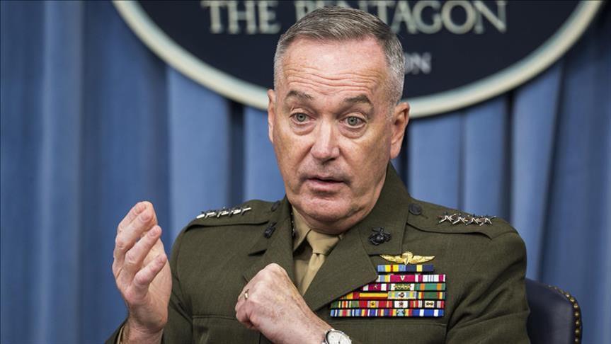 رئيس الأركان الأميركي يصل تل أبيب لإجراء محادثات حول سوريا و