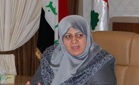 وزيرة الصحة العراقية: التعاون بين وزارتي الصحة الايرانية والعراقية عالي المستوي