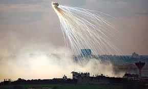 التحالف الدولي يقر باستخدامه القنابل الفسفورية في سوريا