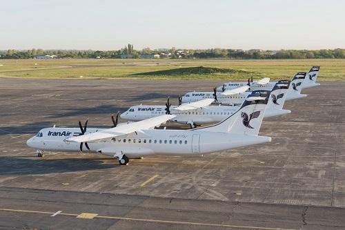 نمو حرکة المرور الجوية في إيران بنسبة ۱۷ %