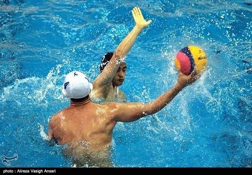 منتخب إيران لكرة الماء يتوج بلقب البطولة في سنغافورة