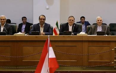 محافظ البنك المركزی: 22 بنكا ایرانیا تنظم علاقات مع بنك 'اوبر' النمساوی