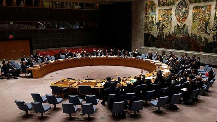مجلس الأمن يمدد حظر السلاح على ليبيا لمدة عام