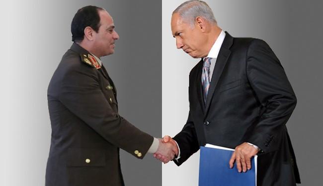 نتنياهو التقى سرا مع السيسي في القاهرة العام الماضي