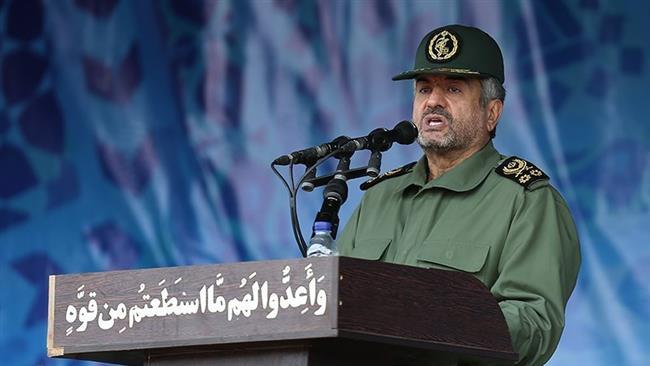 اللواء جعفري: السعودية دفعت الإرهابيين لتنفيذ الاعتداءات في طهران