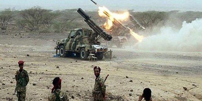 الجيش اليمني يكبد قوات النظام السعودي خسائر فادحة في جيزان